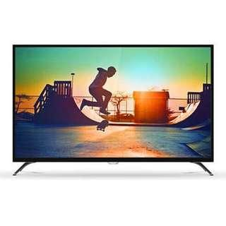 ** FREE DELIVERY ** Philips 4K Ultra Slim LED 50 inch TV 50PUT6103/98