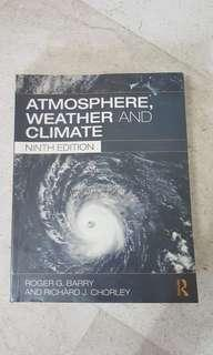 Atmosphere, Weather and Climate 9th Edition