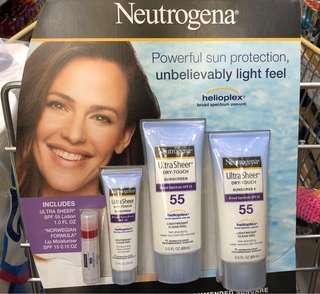 Neutrogena Set Sun Protection