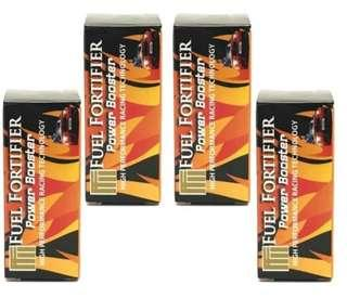 4BOX FUEL FORTIFIER Power Booster