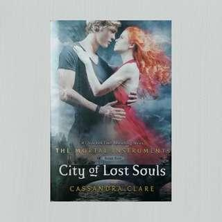 City of Lost Souls (The Mortal Instruments #5) by Cassandra Clare