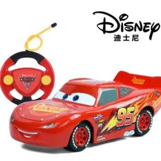 Disney Lightning McQueen Remote Control Car