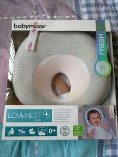 Babymoov lovenest+ fresh 0-4mths個月BB 枕頭