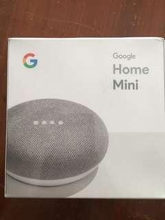Google Home Mini (New)