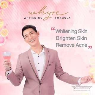🚚 Remove Dark Spot, Freckles,wrinkles,Acnes & remove dead skin.The only solution for your skin tht come with natural Whitening effect(Enable our body to self produce Gulta, double the speed & safety), SOD Anti aging effect & Skin Detox(Acnes /Makeup)