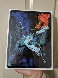 BNIB sealed Apple iPad Pro 12-9 inch (latest gen) - 64GB - Wifi + Cellular