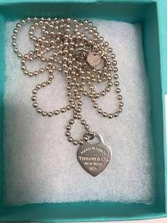 Authentic Tiffany & Co Beaded necklace