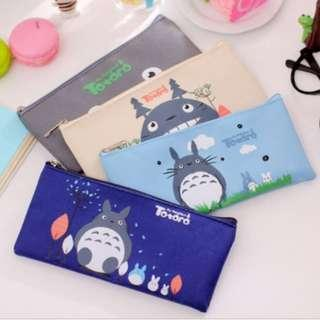 Totoro Pencil Pouch / Children Birthday Goodies Bag