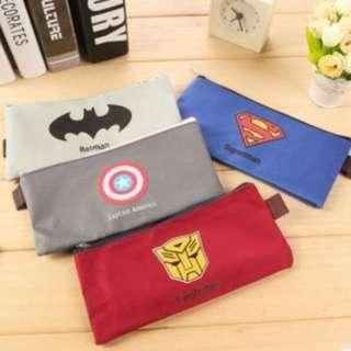 Superhero Theme Birthday Goodies Bag
