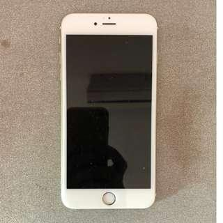 iPhone 6+ gold 64gb (used)