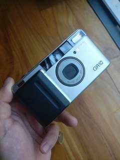 🚚 Ricoh film camera(ricoh gr10)