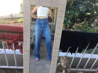 Vintage Levis denim jeans