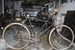 Jual BU [Langka] Sepeda Onthel Merk Batavus