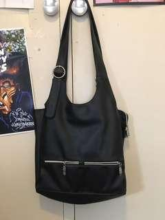 Bag from Japan faux leather never used