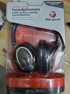 Targus 防噪音耳機