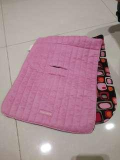 Maclaren Techno XLR accessory - Pink Seat Liner Cover