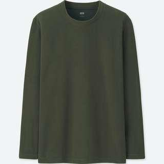 UNIQLO Fleece Heattech