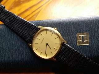 瑞士 男裝Omega Tissot亞米加天梭機械上鏈古董手錶