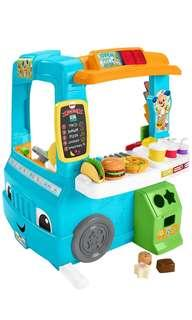 Fisher-Price Laugh & Learn Servin' Up Fun Food Truck fisher price