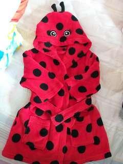 Ladybird 小甲蟲浴袍