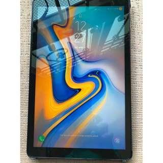 Samsung Galaxy Tab A 10.5 LTE (w/ Samsung Book Cover)