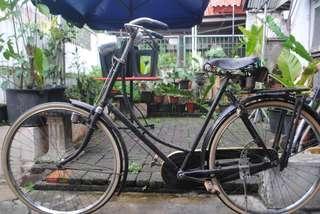 Jual BU [Istimewa] Sepeda Onthel Merk Gazelle Seri 9