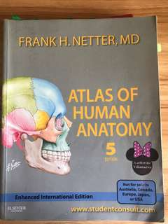 netter atlas of human anatomy 7th edition pdf