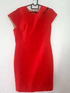 🚚 YACHT 21 Red Dress