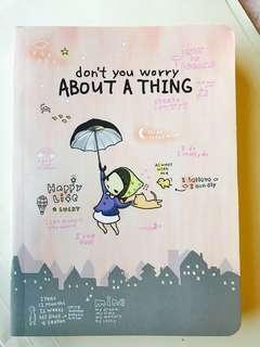 ⭐️Korean Undated Planner Diary