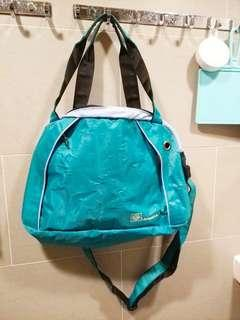 [免費贈品] Laosmiddle Tiffany Blue 運動袋