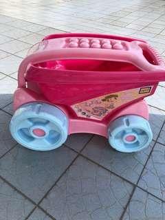 Push cart or trolley