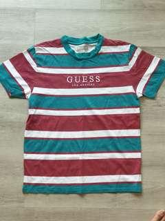 🚚 GUESS St. James Striped Tee