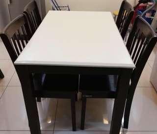 Dinner Table & chair