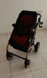 AMGO T1058 Baby Stroller
