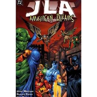JLA : AMERICAN DREAMS