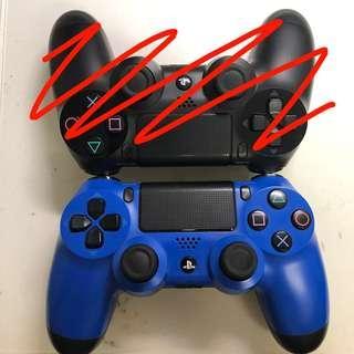 藍 PS4 手制(一代)