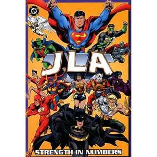 JLA : STRENGTH IN NUMBERS TPB