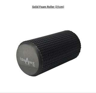 Solid foam roller