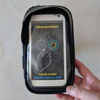 WHEEL UP E-SCOOTER BIKE MOBILE PHONE CASE WATERPROOF