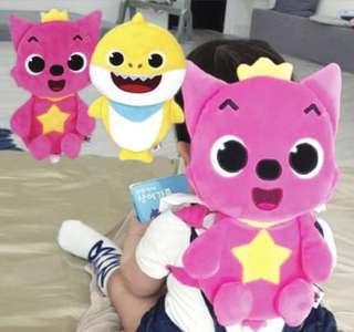 ❤️Pinkfong Baby Shark護頭枕🐋 #kids300