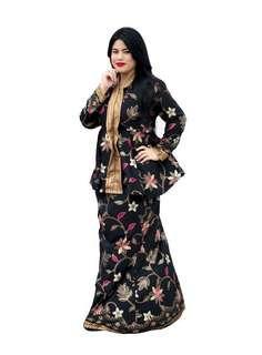 Batik Mardhiah - Black Ranting