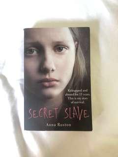 English novel Secret Slave