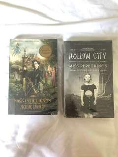 (English Novel) Miss Peregrine's Home for Peculiar Children