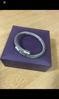 Authentic Charriol celtic bangle