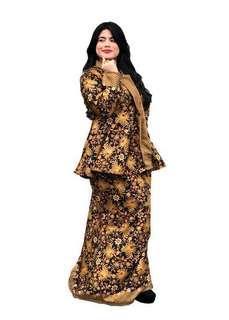 Batik Mardhiah - Gold Chanteq