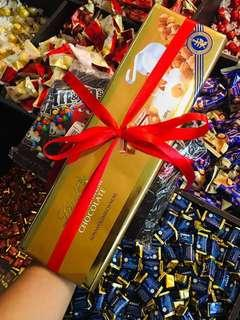 LINDT SWISS PREMIUM CHOCOLATE 300g
