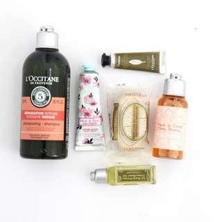 Paket L'occitane