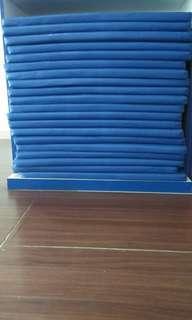 Matras senam/bisa untuk alas main/tidur anak tebal 3,4cm pxl 88x49cm