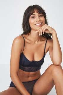 🚚 Lingerie Bra Lace Sexy Bralette #ENDGAMEYourExcess