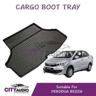 Perodua Bezza Rear Cargo Boot Tray